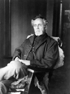 Fundador de la osteopatia Adrew Taylor Still 1914